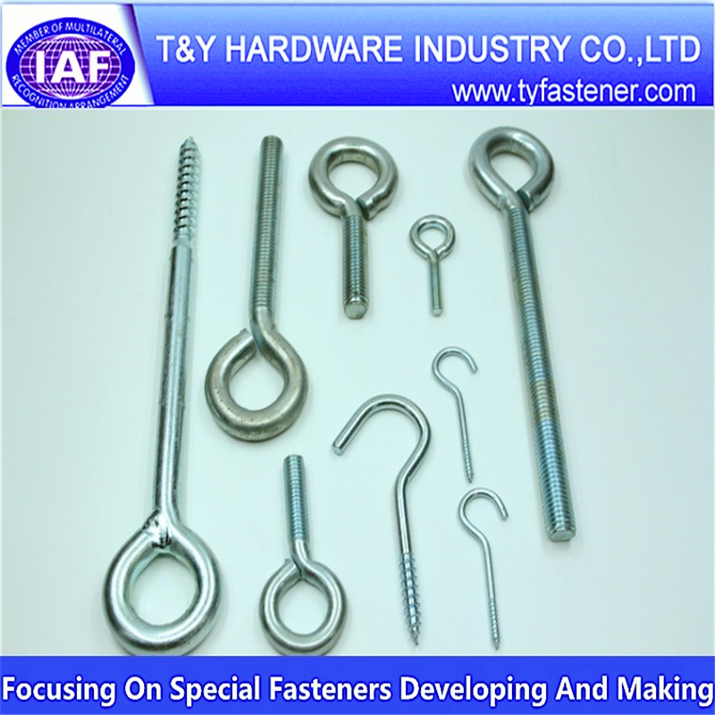 Din 444 Eye Bolt hot sales class10.9 zinc