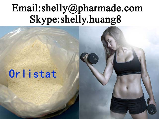 Orlistat Powder Orlistat Powder shelly@pharmade.com