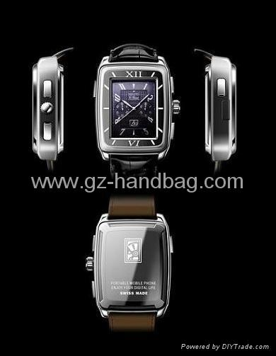Brand New Hot sell Triband watch mobile phone W688