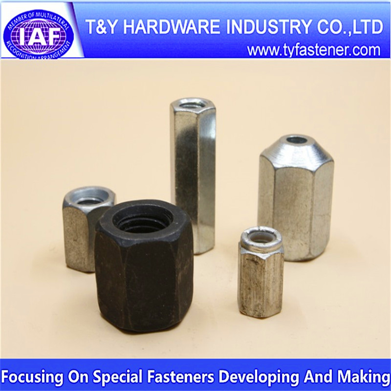 Hex Long Nuts Class 6/8/10 Manufacture