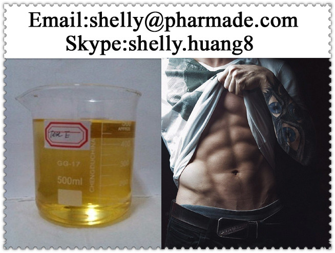 Testosterone Enanthate 250mg/ml homebrew injectable steroids shelly@pharmade.com