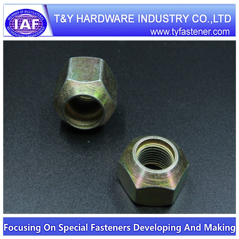 High Quality IFI Wheel nut Zinc Plated