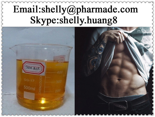 Trenbolone Acetate 100mg/ml homebrew injectable steroids shelly@pharmade.com