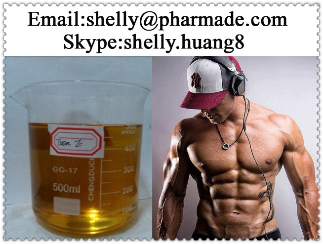 Trenbolone Enanthate 200mg/Ml homebrew injectable steroids shelly@pharmade.com