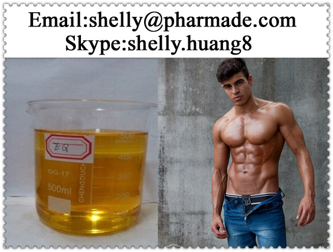 Boldenone Undecylenate 200 mg/ml homebrew injectable steroids shelly@pharmade.com