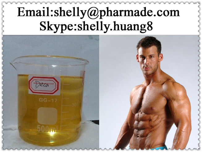 Nandrolone Decanoate 200mg/ml homebrew injectable steroids shelly@pharmade.com