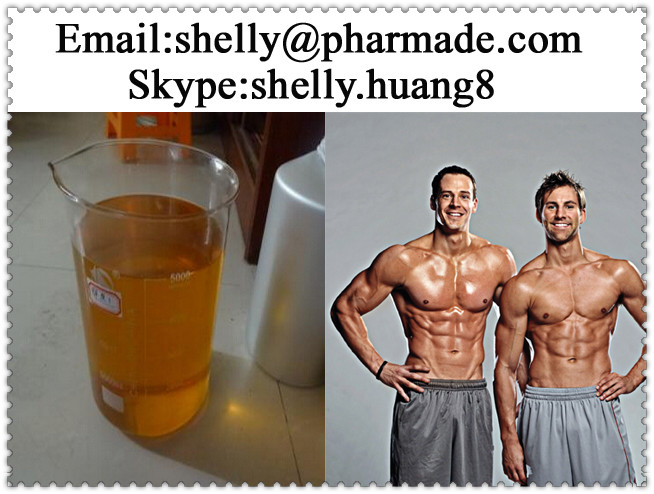 Primobolan Methenolone Enanthate 100mg/Ml homebrew injectable steroids shelly@pharmade.com