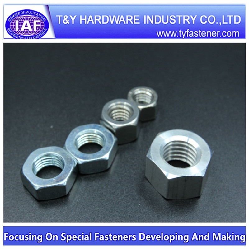 Hex Nuts Manufacture