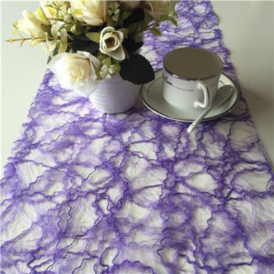Dulex Twist Fiber Table Runner