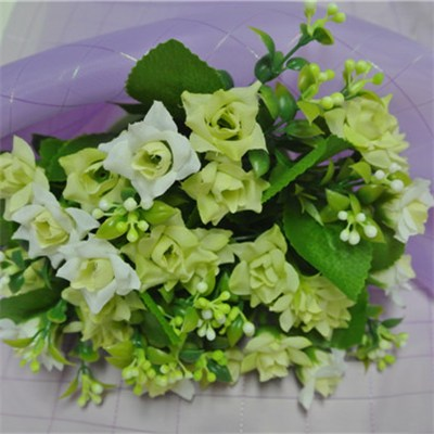 Lurex Organza For Flower Packing
