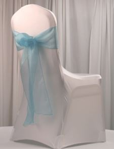Tulle Organza Chair Sash
