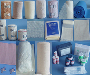 Disposable Medical High Elastic Bandage