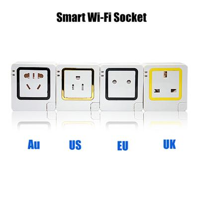 Wifi Socket Smart Home System