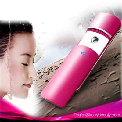 Portable Face Steamer Beauty Nano Handy New Toners Facial mist