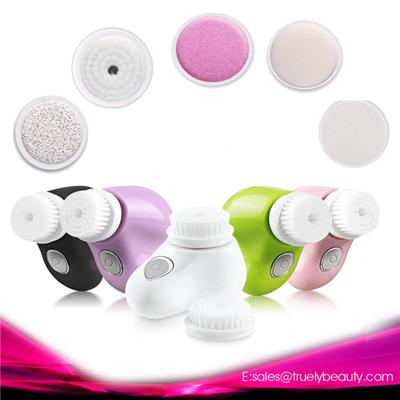 2016 Top Sale Portable Facial Cleansing Brush