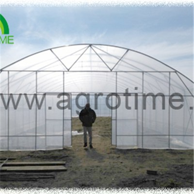 High Tunnel Commercial Greenhouse