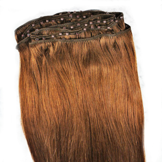 China Balayage Twothree Colors Ombre Full Head Clip In Remy Human