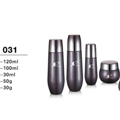 Cosmetic Glass Bottle JH-YC031