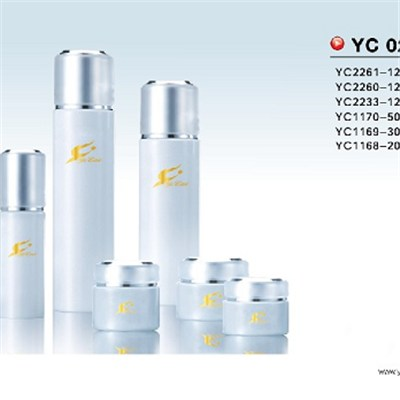 Cosmetic Glass Bottle JH-YC027
