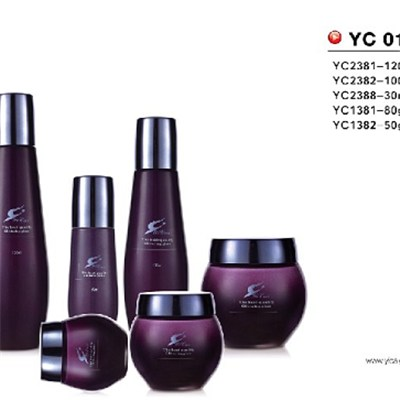 Cosmetic Glass Bottle JH-YC019