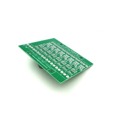 Multilayer Rigid-Flex Circuit Board Prototype
