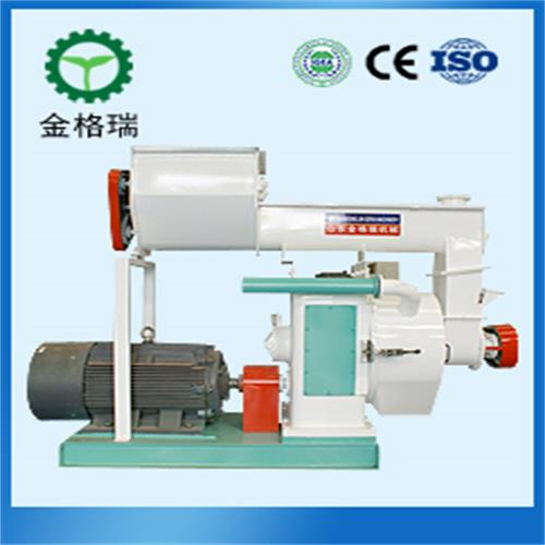 Jingerui energy.saving ring die wood pellet machine for sale