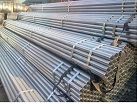 galvanized pipe factory from China with over 10 years professional experience