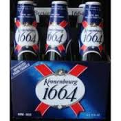 Kronenbourg 1664 Beer and Kronenbourg Blanc in Bottles and Cans, Corona Beer, Tiger Beer