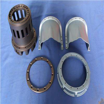 China Custom CNC Machining