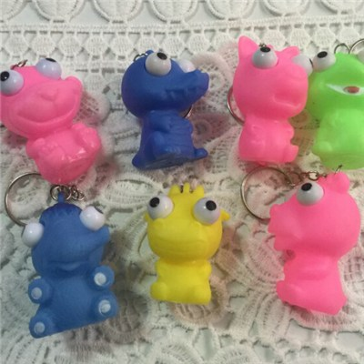 Eyes Pop Out Squeeze Animal Toys