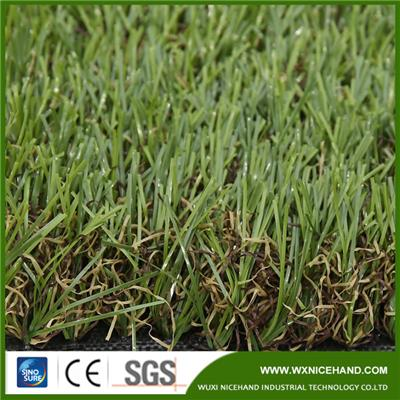 New Designed U-Shape 6 Color Artificial Grass