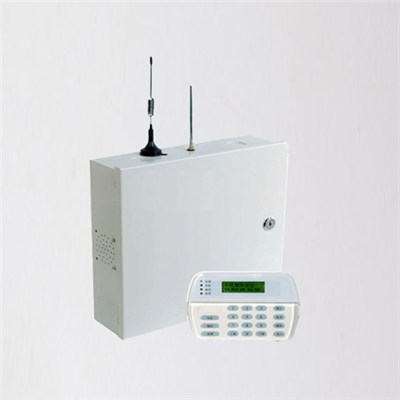 LCD Home alarm panel system