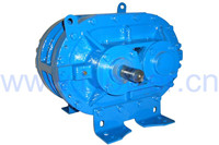 Waste water treatment aeration positive displacement blowers