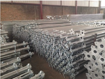 experienced steel prop manufacturer with over 10 years experience