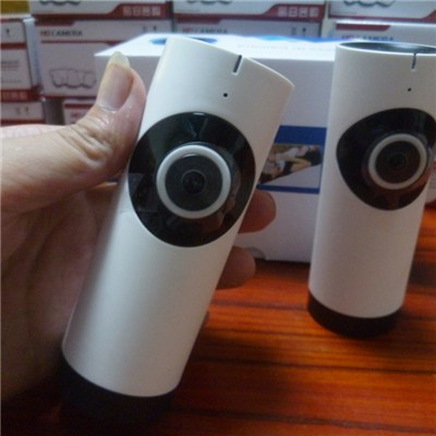 Mobile Phone Camera Fisheye Ip Camera