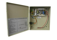 12VDC 3.5Amp Power Store For Security Systems (12VDC3.5A1P/B)