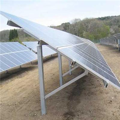 Pile Concrete Solar PV Ground Mounting system