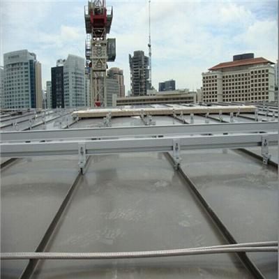 Standing Seam Roof Solar Panel Mounting  Bracket System