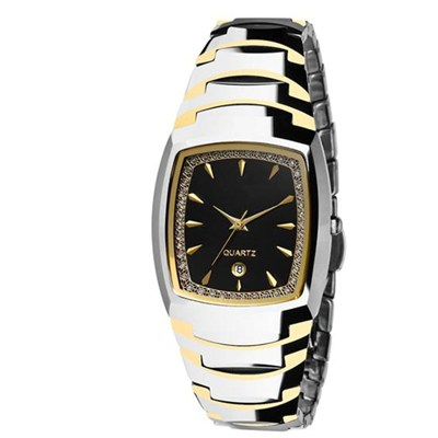 Wholesale Women's&Men's Fashion Quartz Tungsten Steel  Lovers Wrist Watches