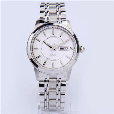 Wholesale Fashion Mens Luxury Date Stainless Steel Band Quartz Sport Analog Wrist Watches