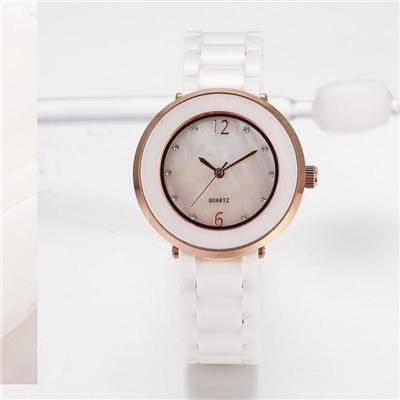 Women's Watches Tower Design Dial Leather Analog Quartz Wrist Watch Gift