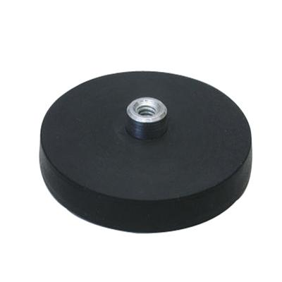 Strong NdFeB Neodymium Rubber Coated Magnet