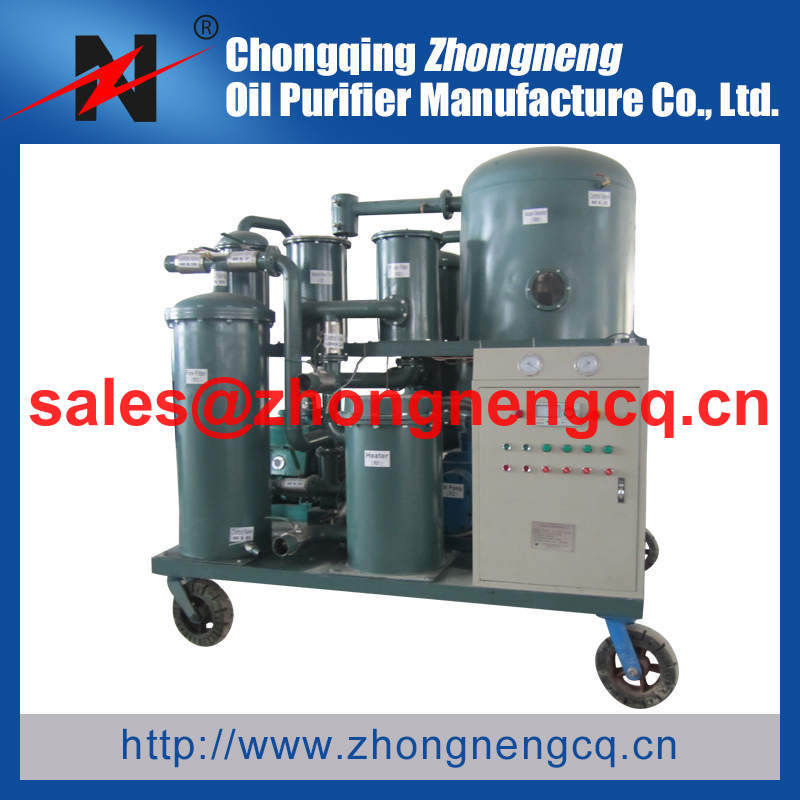 Hydraulic Oil Filtering System