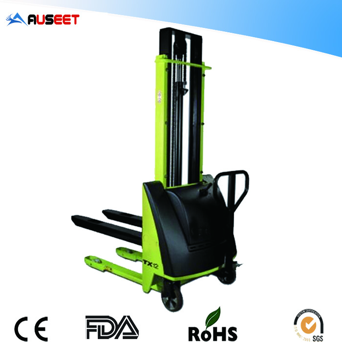 Hot selling semi-electric pallet truck