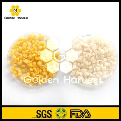 Refined Yellow/White Beeswax Granules