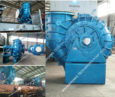 Desulphurization circulation slurry pump for absorbent tower in thermal power plant