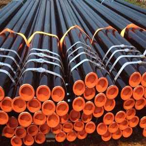 ASTM A53 GR.B ERW Pipe, ASME B 36.10, 11.8 Meters, OD 48.3mm