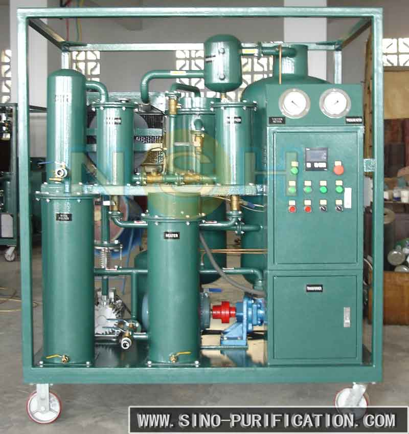 Lubricating Oil Purifier/Lubrication Oil Purification Plant