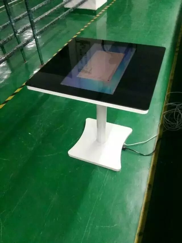 21.5 inch interactive multi touch table
