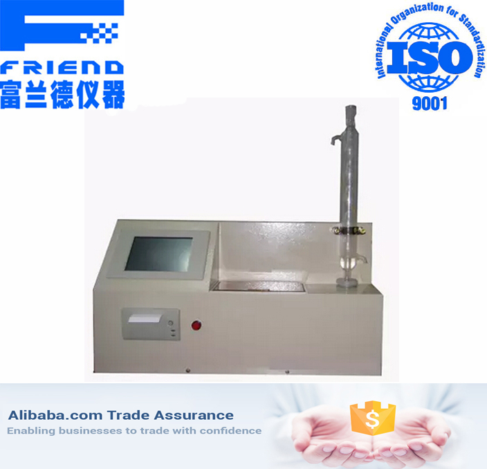 Automatic acid number tester (Reflux method)